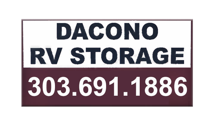 Dacono RV Storage footer logo